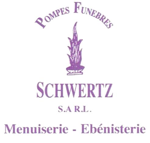 Logo pompes funbèbres SCHWERTZ